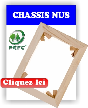 Les chassis nus