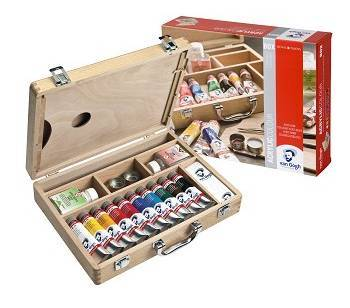 Coffret d'artiste VANGOGH ACRYL BASIC