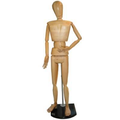 mannequin homme 180 cm colorart. Black Bedroom Furniture Sets. Home Design Ideas