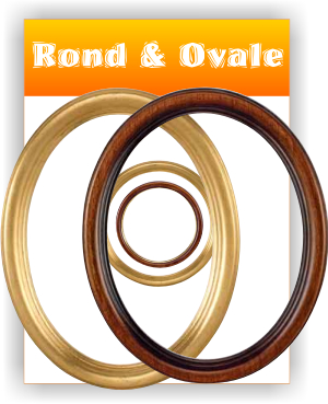 Rond & Ovale