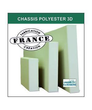 CHASSIS ENTOILE POLYESTER 3D